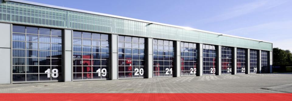 & Industrial Roller Shutter Doors | Oliver Door Systems